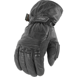 Power Trip Women's Dakota Gloves - Power Trip Women's Jet Black Gloves