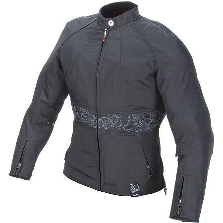 Power Trip Women's Jet Black II Jacket - Main