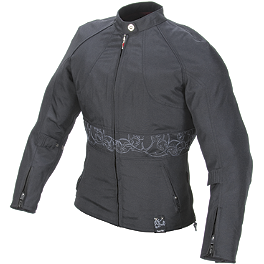 Power Trip Women's Jet Black II Jacket - Power Trip Women's Lola Jacket