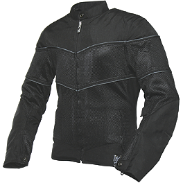 Power Trip Women's Lola Jacket - Power Trip Women's Jet Black II Jacket