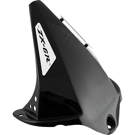 Puig Rear Tire Hugger - Black - Main