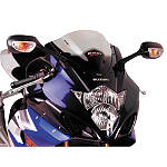 Puig Racing Windscreen - Clear - Suzuki GSX650F Motorcycle Windscreens and Accessories