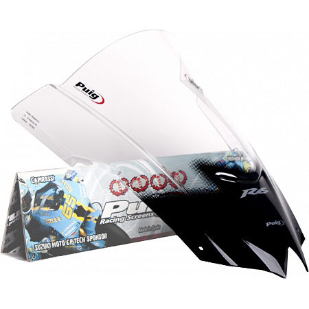 Puig Racing Windscreen - 2mm Clear - Main