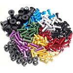 Puig Windscreen Screw Kit -  Dirt Bike Windscreen Bolts