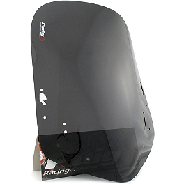 Puig Touring Windscreen - Dark Smoke - Puig Touring Windscreen - Smoke