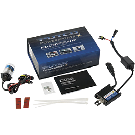 Putco HID Kit - Hs1/H4 Single - Eagle Eye Hid Conversion Kit