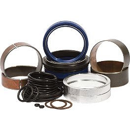 Pivot Works Fork Seal & Bushing Kit - 2012 Yamaha YZ450F Pivot Works Swing Arm Bearing Kit