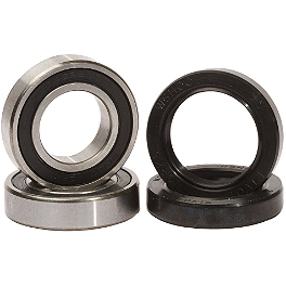 Pivot Works Front Wheel Bearing Kit - All Balls Steering Bearing Kit