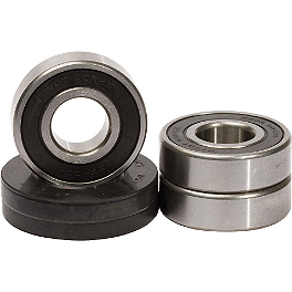 Pivot Works Rear Wheel Bearing Kit - Pivot Works Rear Wheel Bearing And Collar Kit