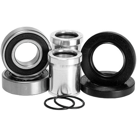 Pivot Works Rear Wheel Bearing And Collar Kit - Main
