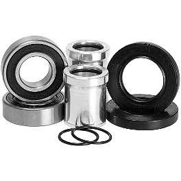 Pivot Works Rear Wheel Bearing And Collar Kit - Motion Pro Seal/Bearing Ring Tool - 44mm