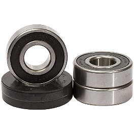 Pivot Works Rear Wheel Bearing Kit - Motion Pro Seal/Bearing Ring Tool - 44mm