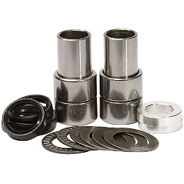 Pivot Works Swing Arm Bearing Kit - Pivot Works Front Wheel Bearing Kit