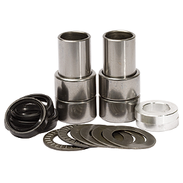 Pivot Works Swing Arm Bearing Kit - 2005 Kawasaki KX100 Pivot Works Fork Seal & Bushing Kit