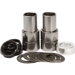 Pivot Works Swing Arm Bearing Kit - 2010 Suzuki RMZ250 Pivot Works Fork Seal & Bushing Kit