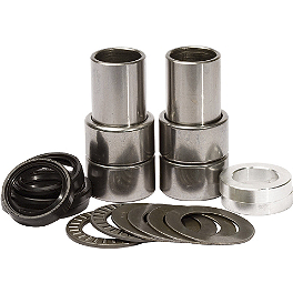 Pivot Works Swing Arm Bearing Kit - Pivot Works Rear Wheel Bearing Kit
