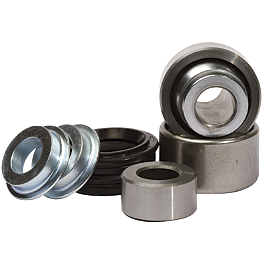 Pivot Works Shock Bearing Kit - Rear - 2007 Honda TRX450R (KICK START) Moose Shock Bearing Kit Lower