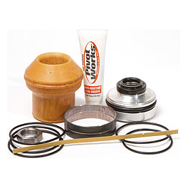 Pivot Works Shock Repair Kit - 2013 KTM 250XCW Pivot Works Shock Bearing Kit