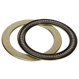 Pivot Works Shock Thrust Bearing - 2007 Suzuki RM125 Pivot Works Front Wheel Bearing And Collar Kit