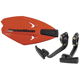 PowerMadd Power X Handguards Combo - PowerMadd Power X Replacement Handguard Shields
