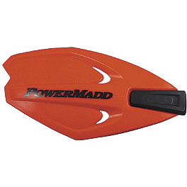 PowerMadd Power X Replacement Handguard Shields - PowerMadd Power X Flex Mount Kit