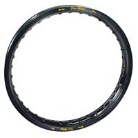 "Pro Wheel Rear Rim - 19"" Black"