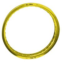 "Pro Wheel Front Rim - 21"" Yellow"