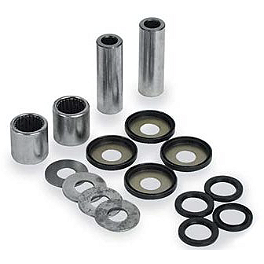 Quadboss A-Arm Bearings Lower - 2007 Kawasaki BRUTE FORCE 650 4X4 (SOLID REAR AXLE) Quadboss Tie Rod End Kit