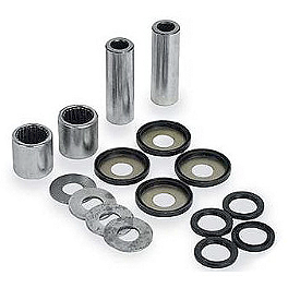 Quadboss A-Arm Bearings Lower - 2004 Kawasaki KFX700 Quadboss Tie Rod End Kit
