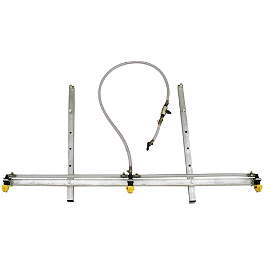Quadboss Boom Assembly - 4' - Quadboss 40 Gallon Sprayer