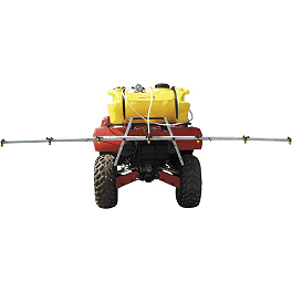 Quadboss Boom Assembly Swing Away - 10' - Quadboss 40 Gallon Sprayer