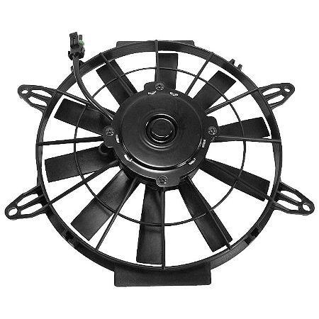 Quadboss OEM Replacement Radiator Cooling Fan - Main