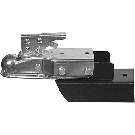 Quadboss Hitch Conversion Kit - Quadboss 3-Way Hitch Adapter