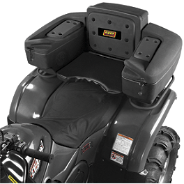 Quadboss Rear Rack Lounger - 2007 Polaris RANGER 700 6X6 Quadboss 1.5