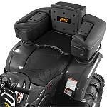 Quadboss Rear Rack Lounger - Utility ATV Seats and Backrests
