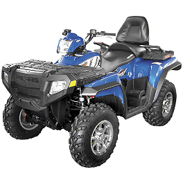 Quadboss Overfenders - 2010 Polaris SPORTSMAN XP 850 EFI 4X4 WITH EPS Quadboss Fender Protectors - Wrinkle
