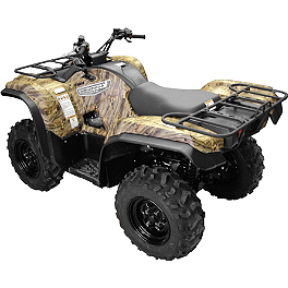 Quadboss Overfenders - 2010 Yamaha GRIZZLY 700 4X4 Quadboss Fender Protectors - Wrinkle