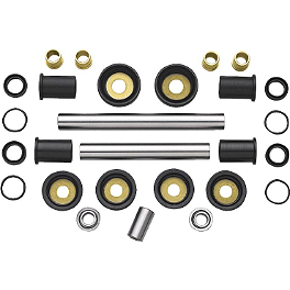 Quadboss Rear Independent Suspension Repair Kit - 2004 Polaris SPORTSMAN 400 4X4 Quadboss Tie Rod End Kit