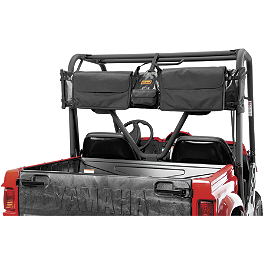 Quadboss UTV Rifle Scabbard - Quadboss Duo Rear Luggage - Black