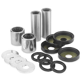Quadboss Swing Arm Bearing Kit - 2002 Kawasaki PRAIRIE 400 4X4 STI Slasher Complete Axle - Front Left/Right