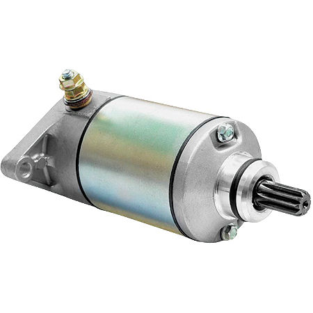 Quadboss Starter Motor - Main
