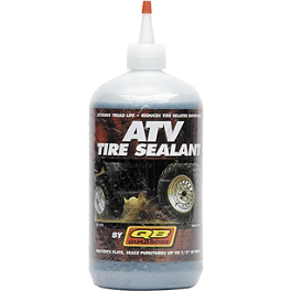 Quadboss Tire Sealant - 32oz - Artrax MDX Radial Front ATV Tire - 25x8-12