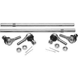 Quadboss Tie Rod Assembly Upgrade Kit - 2012 Yamaha YFZ450R Quadboss Tie Rod End Kit