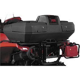 Quadboss Traveler Trunk - 2008 Honda RANCHER 420 2X4 ES Quadboss Lift Kit