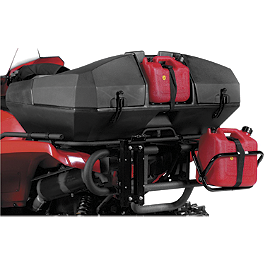 Quadboss Weekender Trunk - Quadboss Quick Release Universal Windshield Without Headlight Cutout