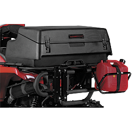 Quadboss Back Country Trunk Without Rails - 2011 Honda RANCHER 420 4X4 ES POWER STEERING Quadboss Lift Kit