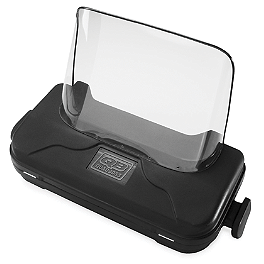 Quadboss Front Trunk Windshield - Quadboss 5 Gallon Gas Can Carrier