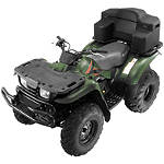 Quadboss Rear Rest Trunk - Quad Boss Utility ATV Hunting