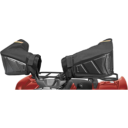 QuadBoss XT ATV Hand Mitts - 2006 Polaris SPORTSMAN 800 EFI 4X4 Quadboss Fender Protectors - Wrinkle
