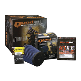 Quad Works Power Kit - 2007 Polaris PREDATOR 500 Dynojet Jet Kit